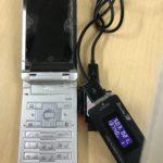 起動しないCA003の修理前写真