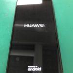 HUAWEI novalite2の画面交換後写真