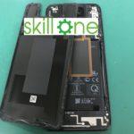 ZenFone6(ZS630KL)のフロントパネル交換修理工程
