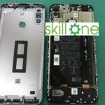 ZenFoneMax(M2)ZB633KLのフロントパネル交換方法写真